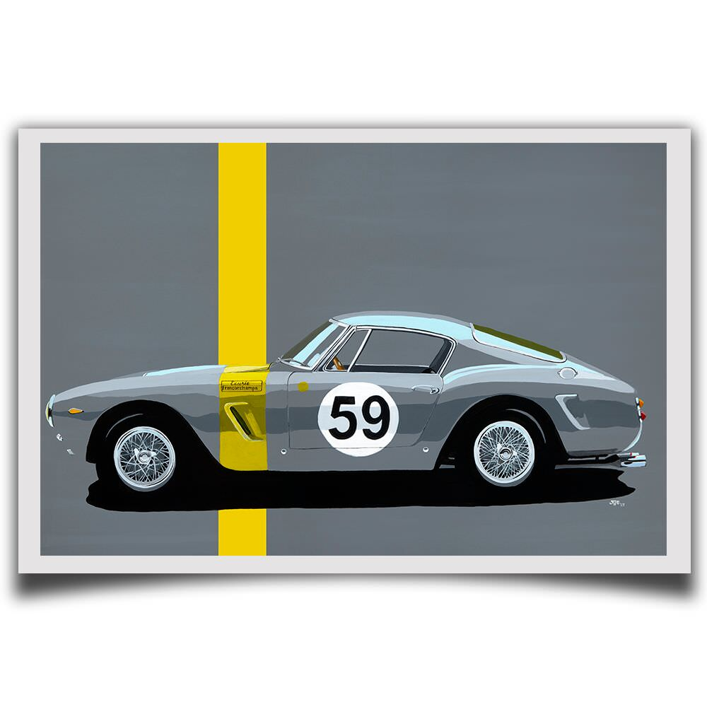 Product image for 2445GT - Limited Edition Print