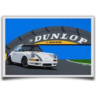 Product image for LM Clubsport: Limited Edition Print