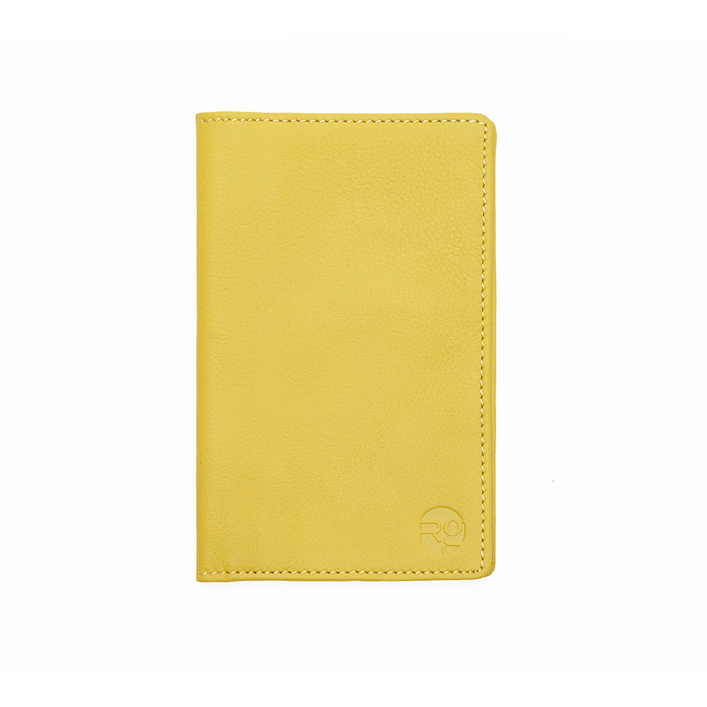Product image for Richings Greetham Notebook & Passport Holder