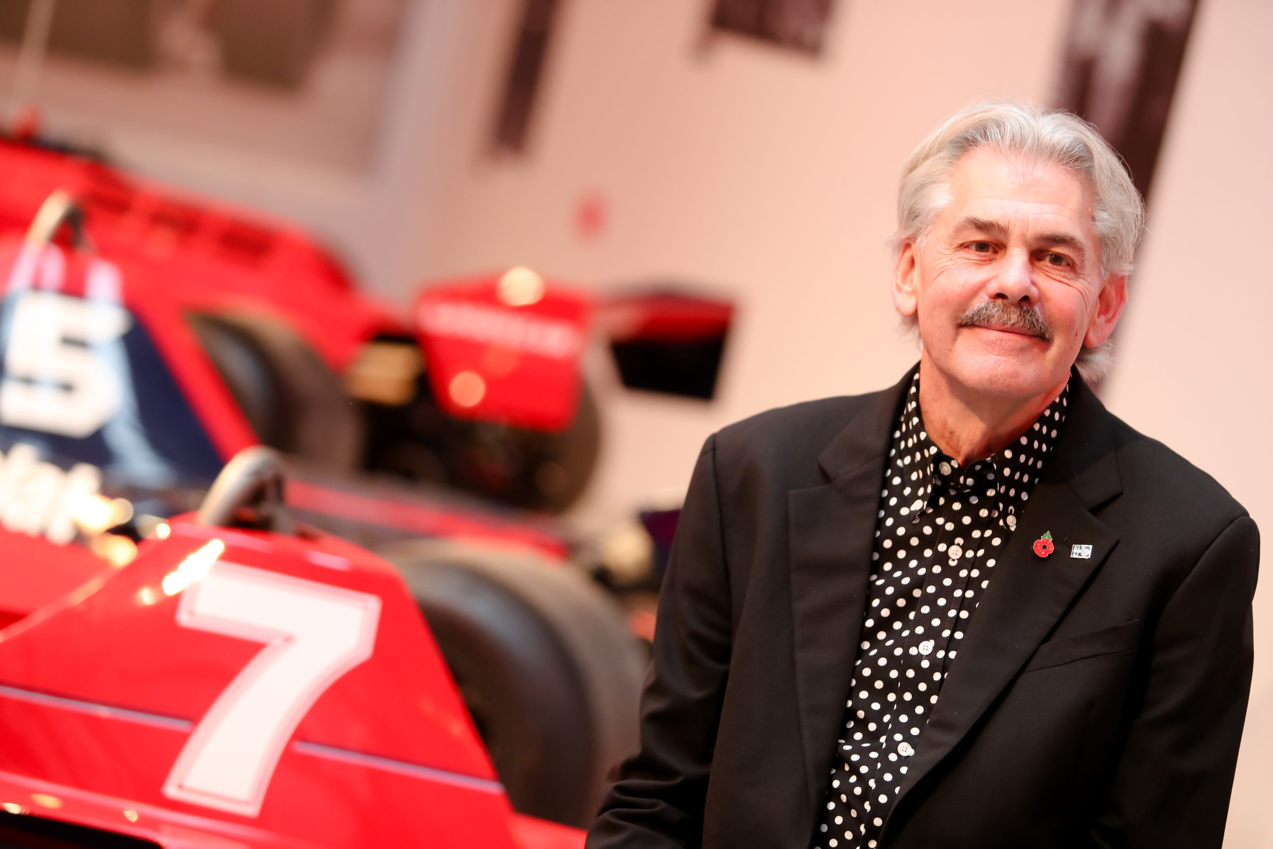 PAST EVENT: Game Changers: Gordon Murray