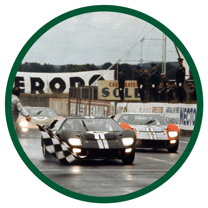 Ford vs Ferrari the real story of Le Mans \u002766 and Ken Miles