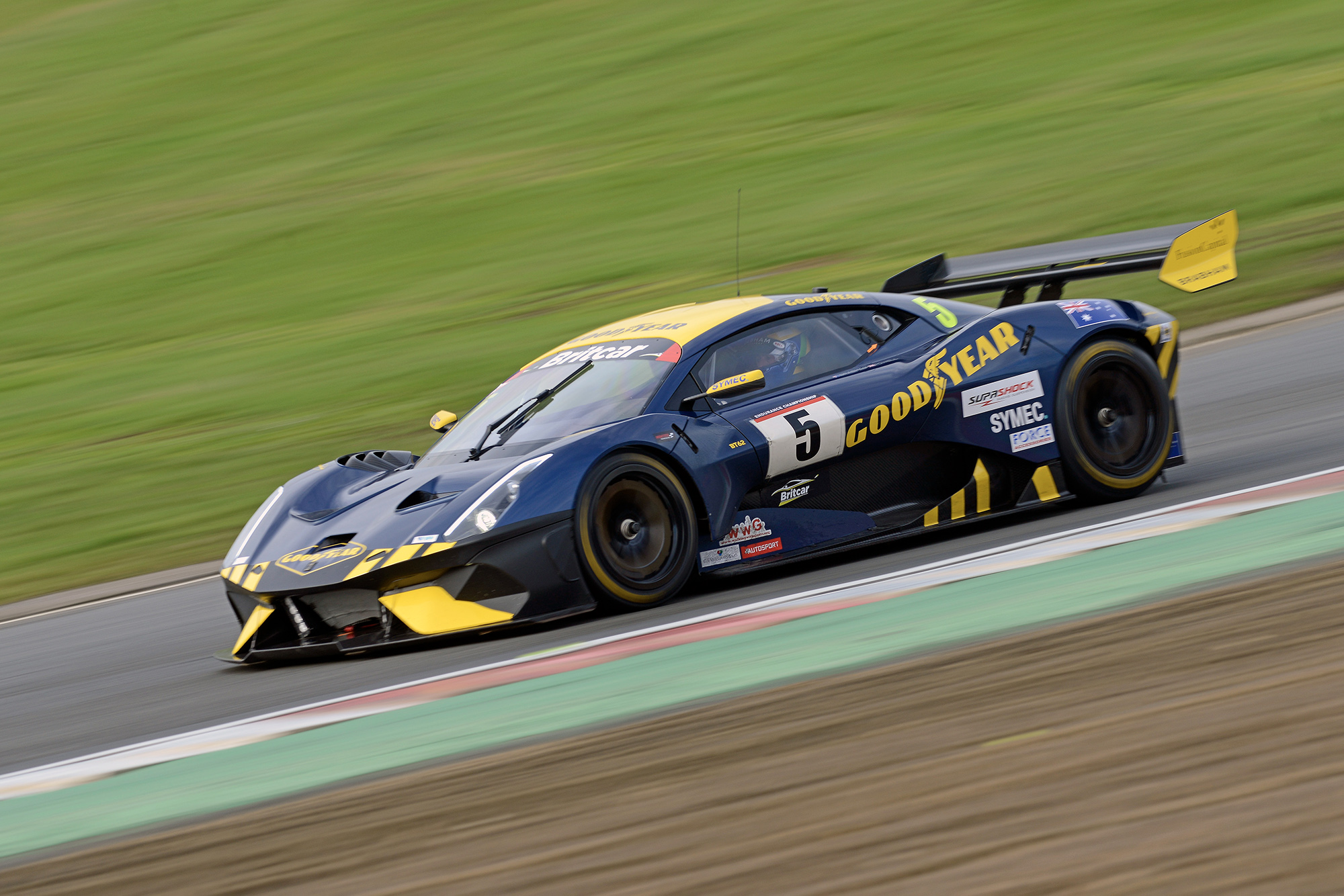 Brabham wins in a Brabham: debut victory for BT62 as famous name returns