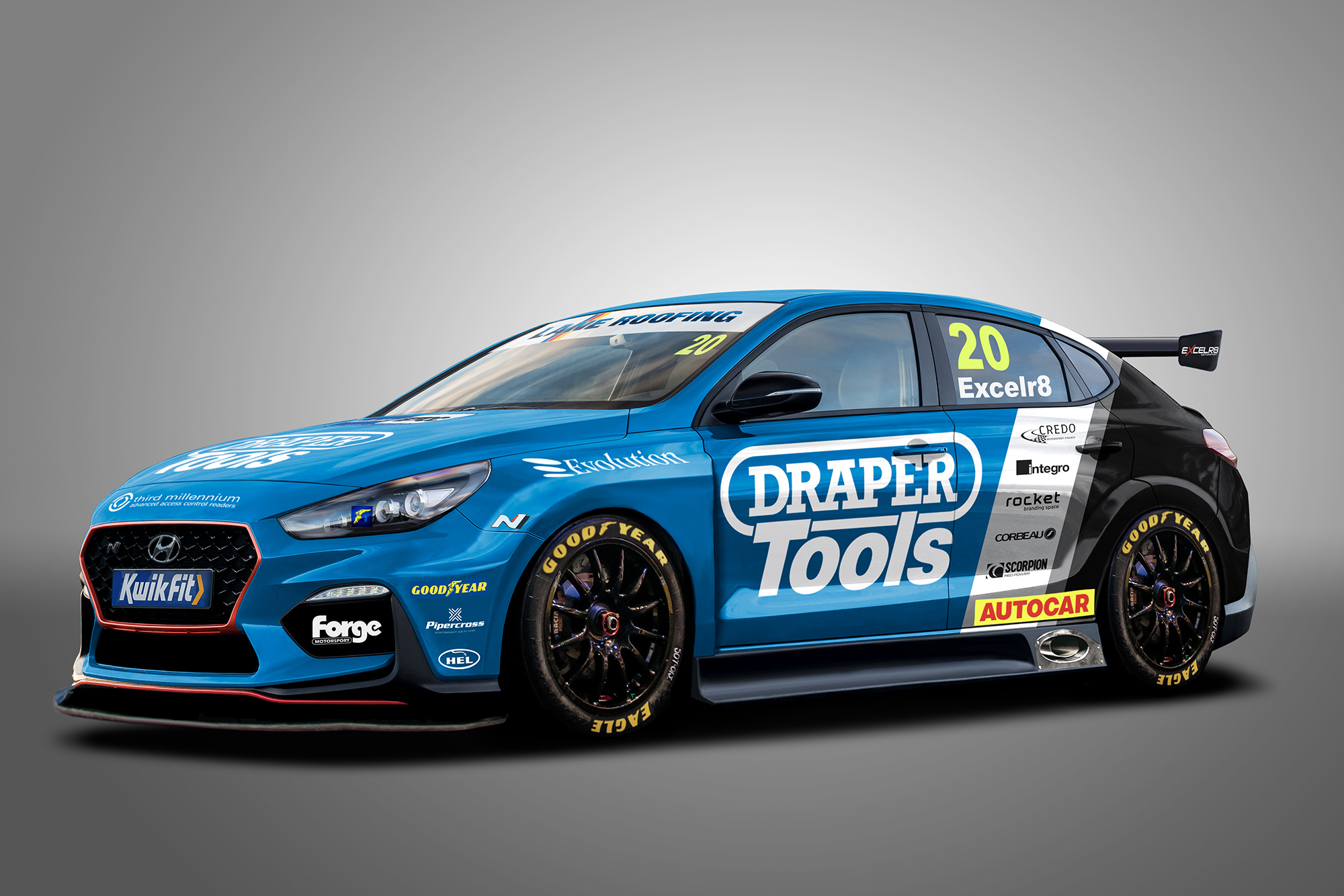 Hyundai joins BTCC for the first time