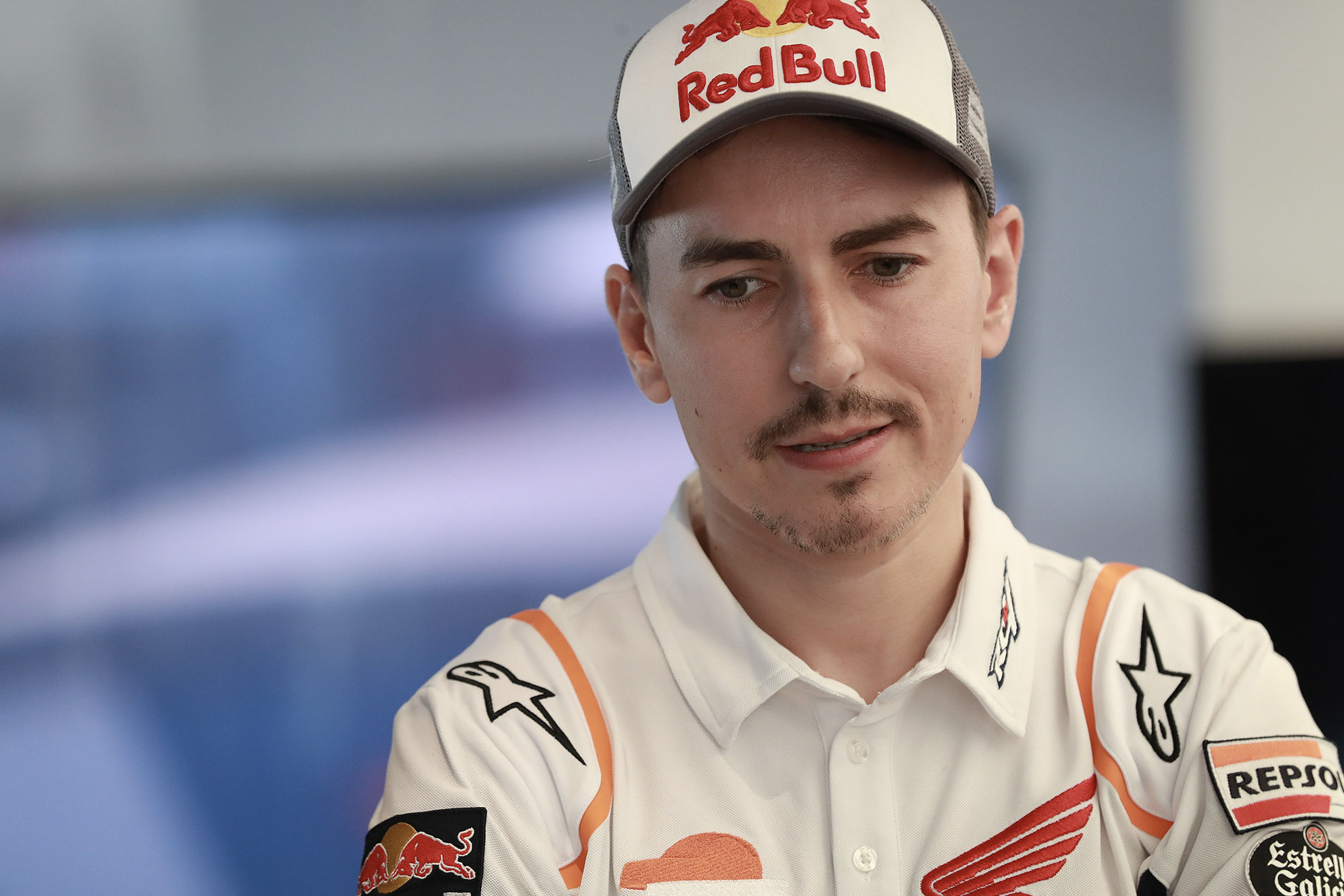 Jorge Lorenzo: 'I don't want to race any more'. 3-time MotoGP champion announces retirement