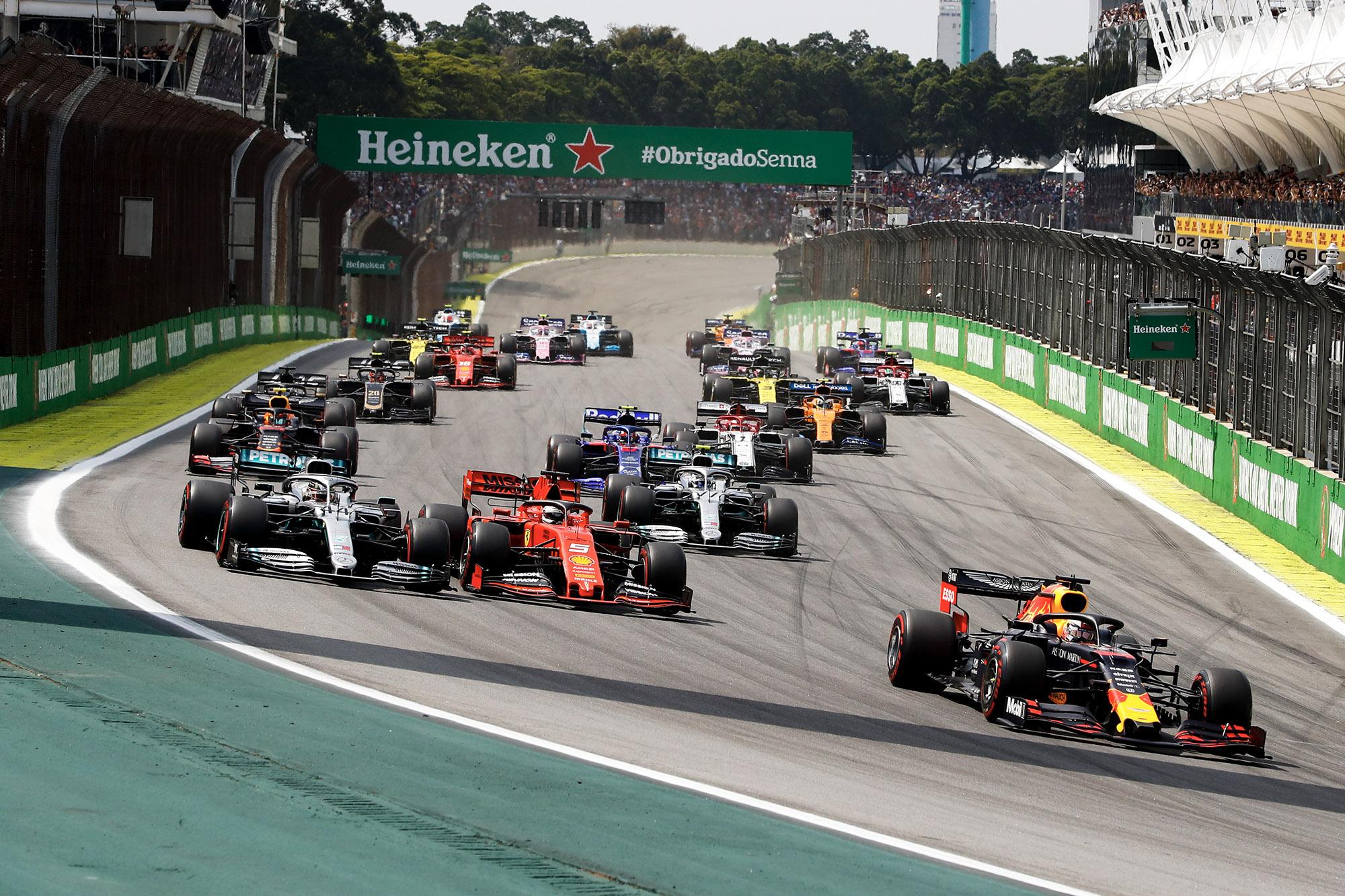 Thrilling finale at Interlagos: 2019 F1 Brazilian Grand Prix race results