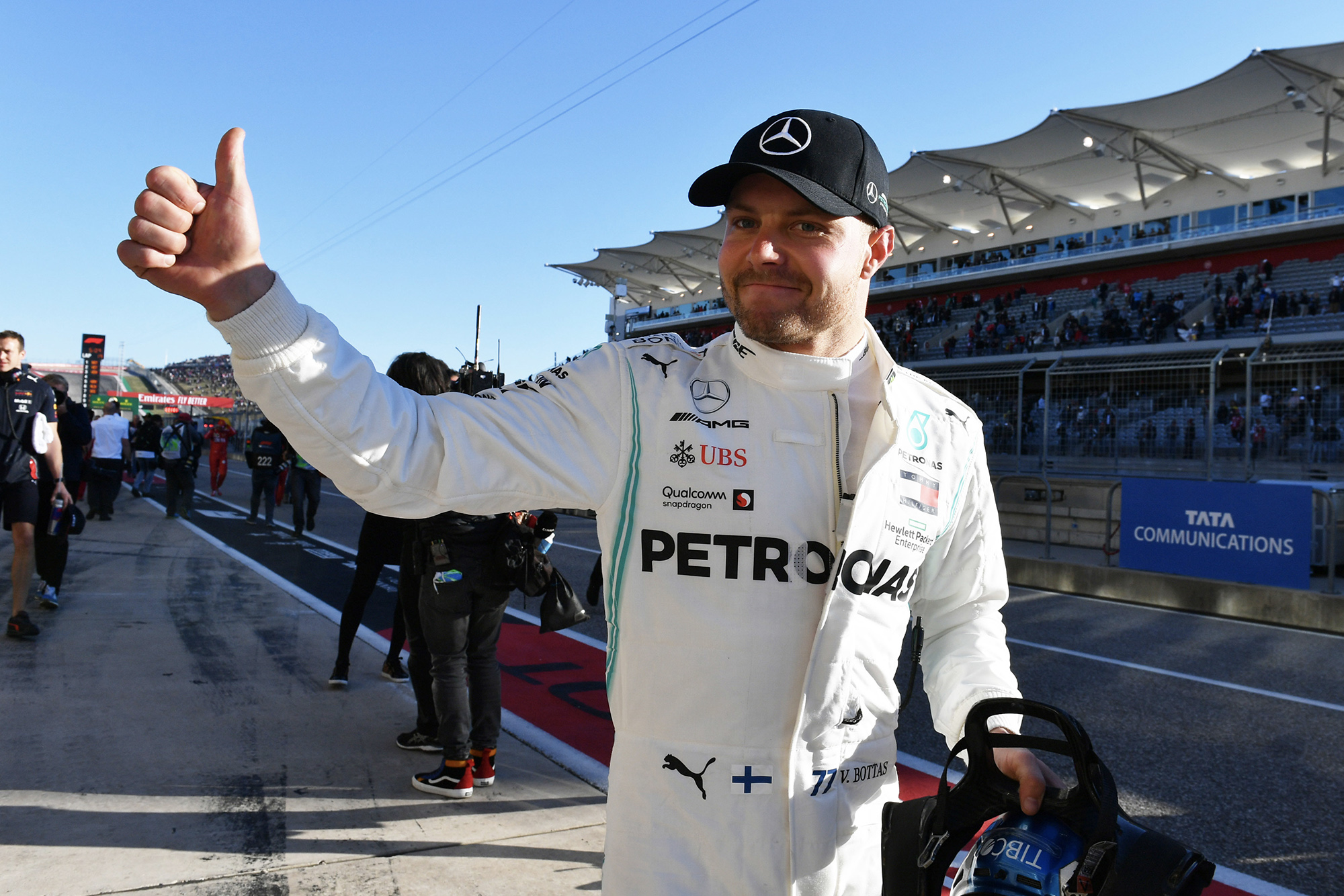 Uphill battle for Hamilton to claim title with a win: 2019 US Grand Prix qualifying