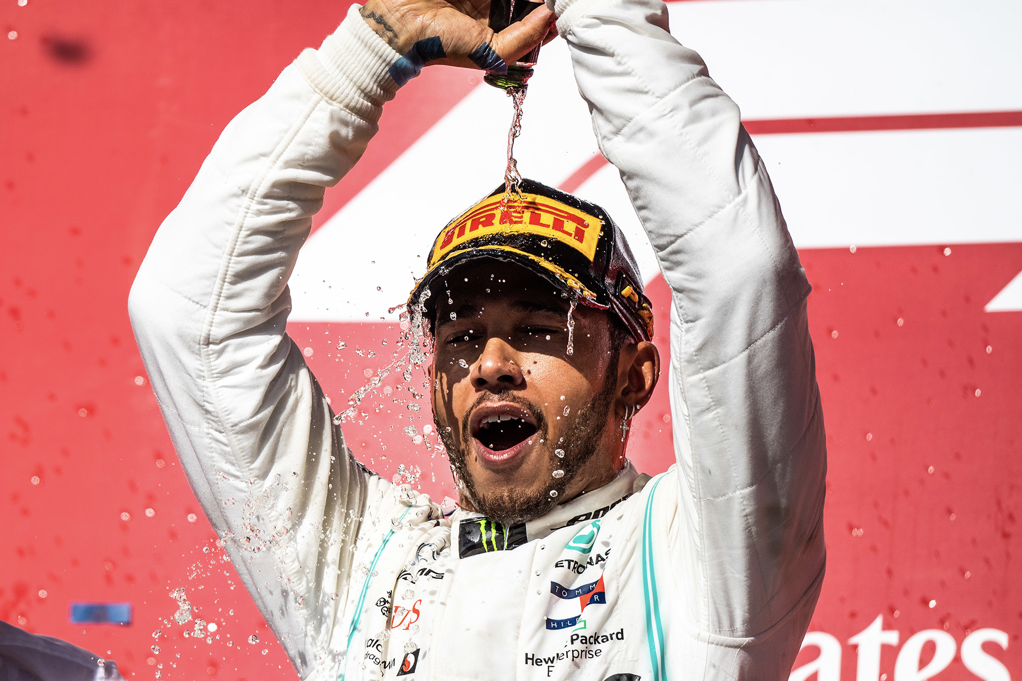 Hamilton denied race win as he claims sixth F1 title: 2019 United States Grand Prix report