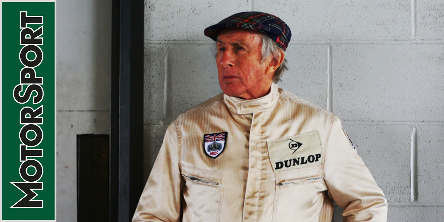 Sir Jackie Stewart – Royal Automobile Club Talk Show