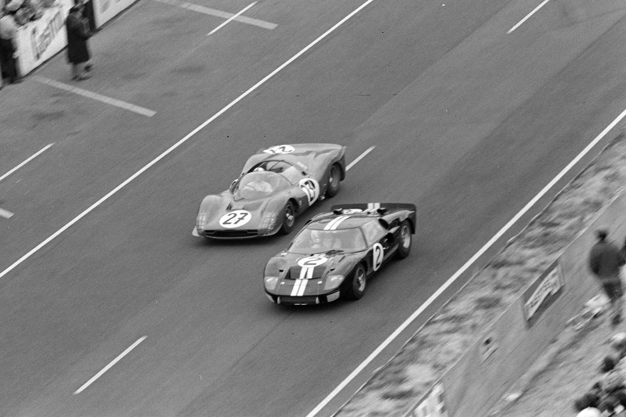 Ford vs Ferrari: the real story of Le Mans '66 and Ken Miles
