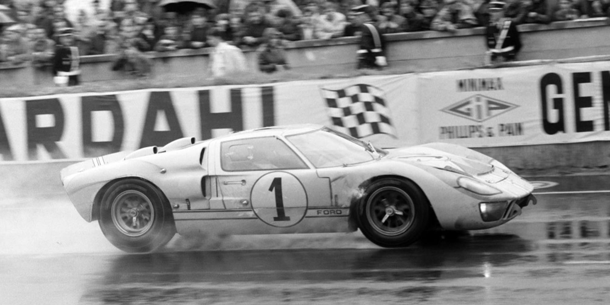 Ford distances itself from Le Mans '66 film
