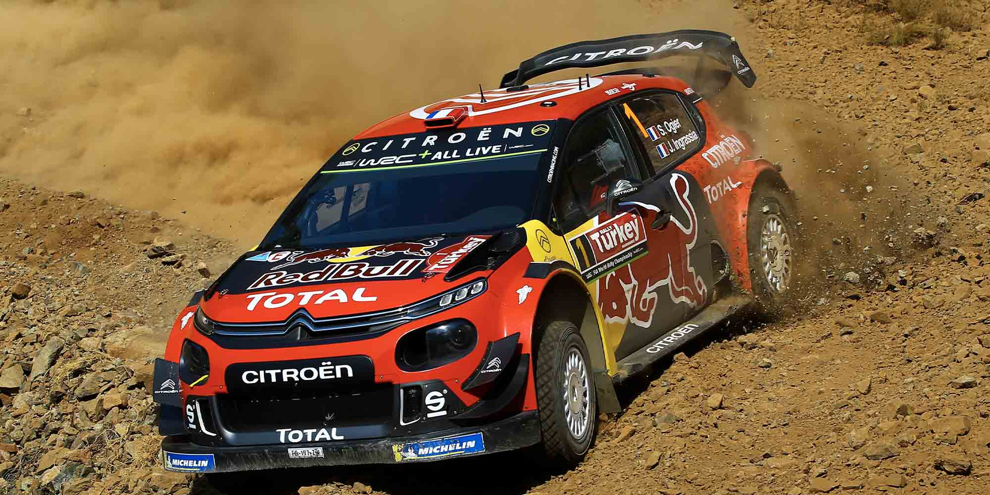Citroën withdraws from WRC after Ogier departure