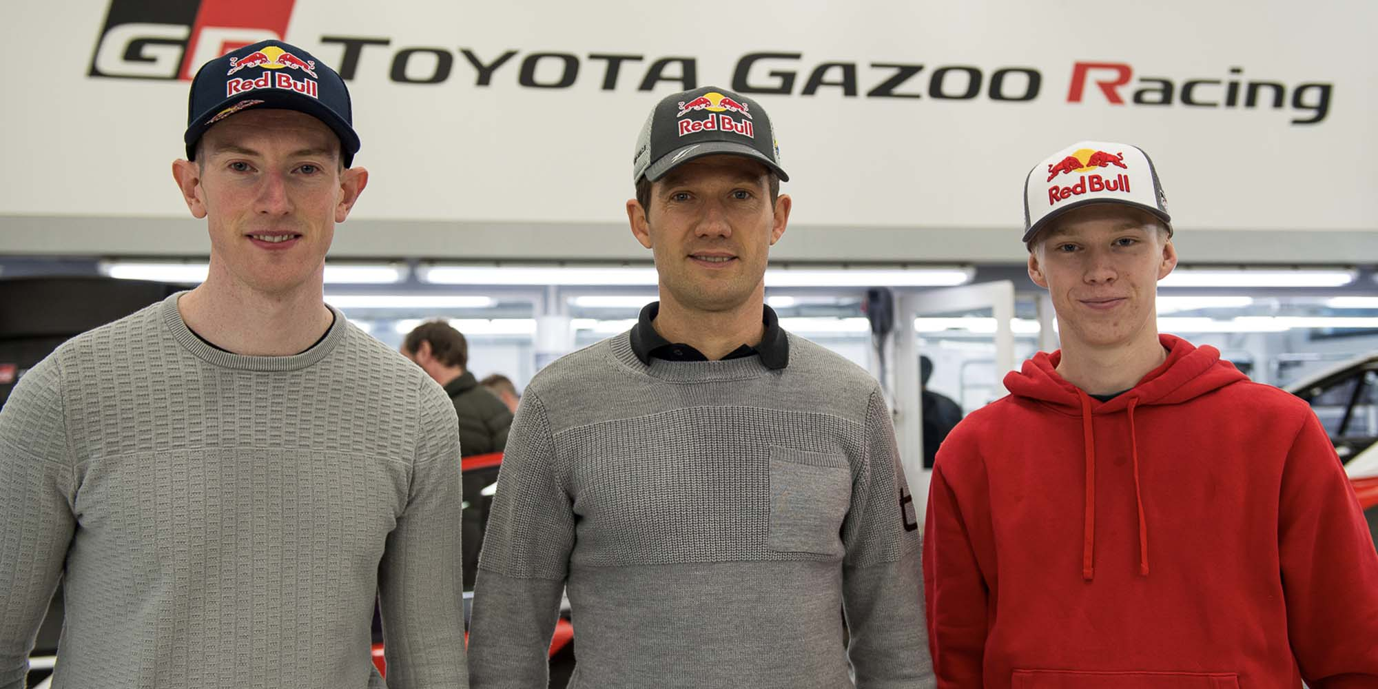Toyota confirms Ogier and Evans as part of new 2020 WRC line-up
