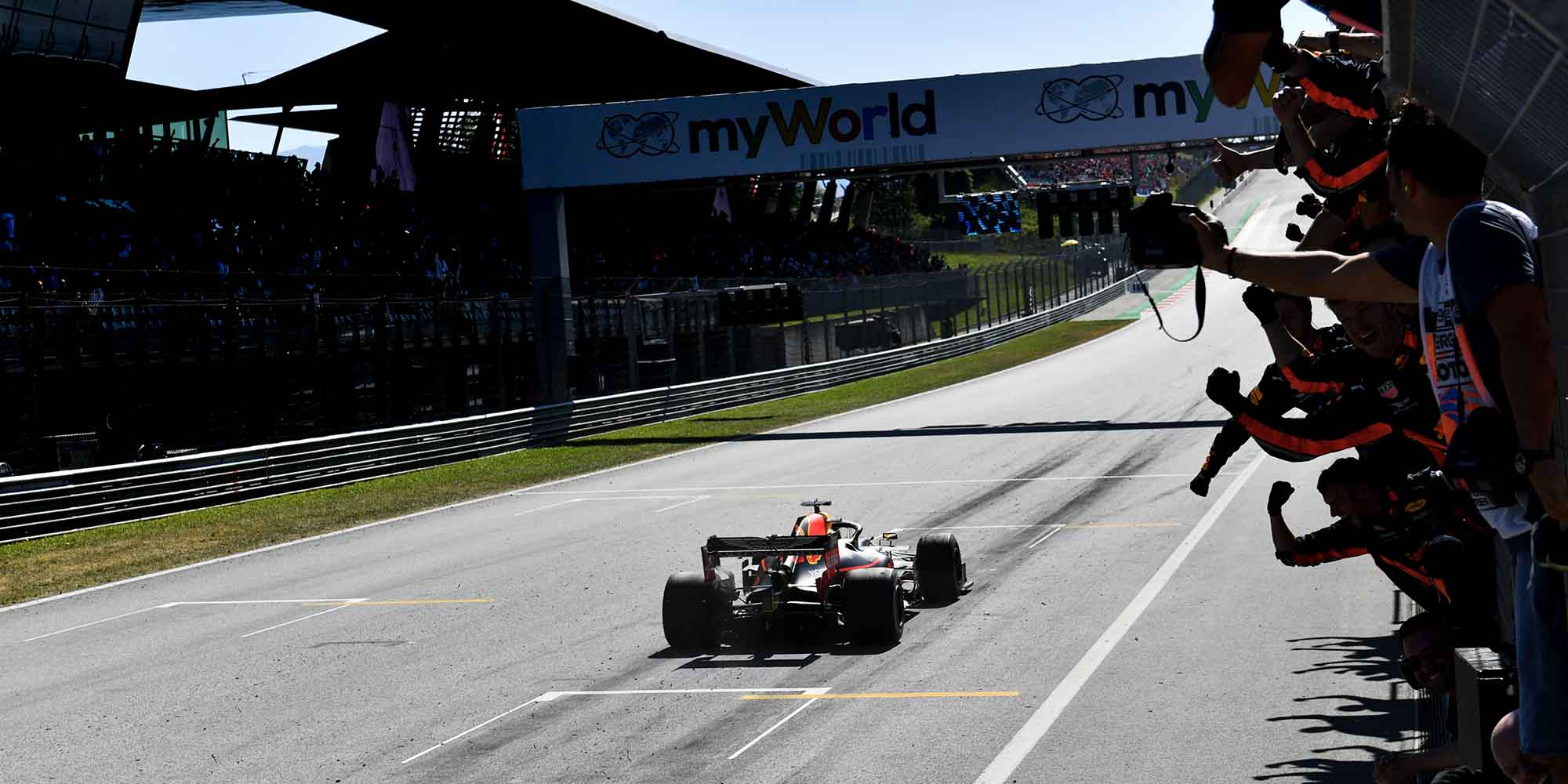 Best races of the 2019 F1 season: Austrian Grand Prix