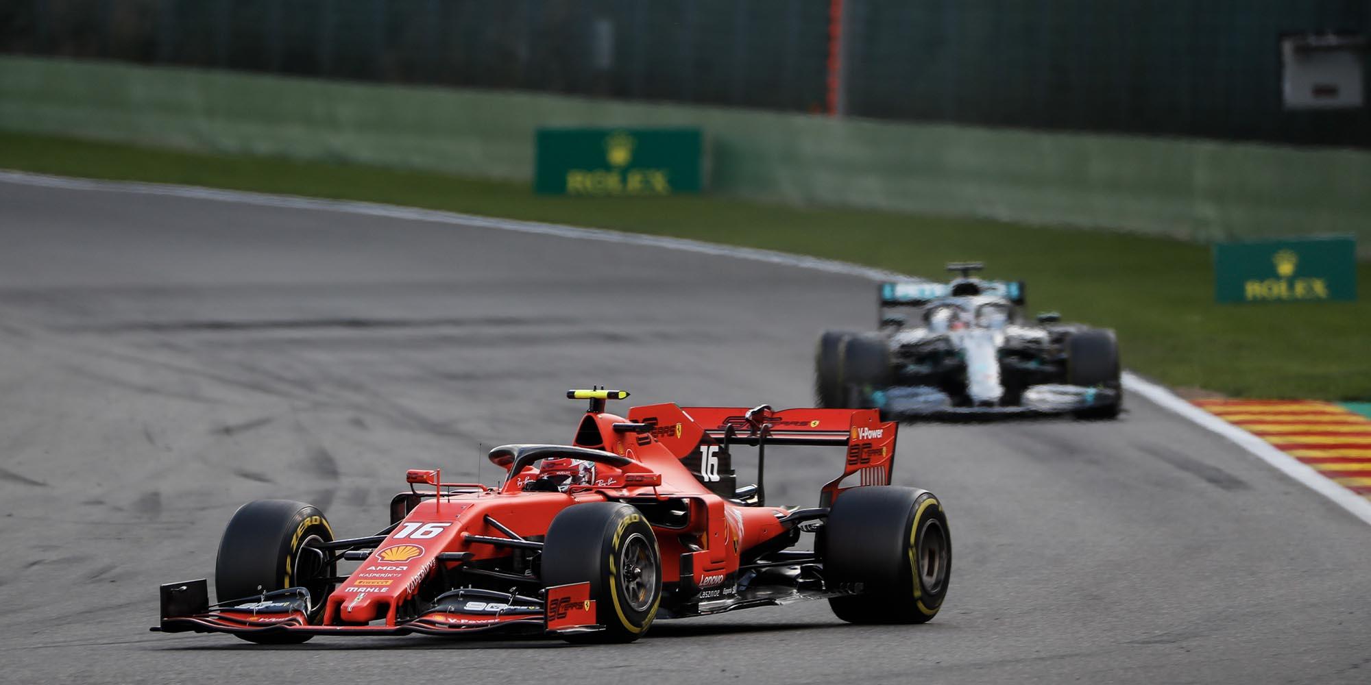 Best races of the 2019 F1 season: Belgian Grand Prix