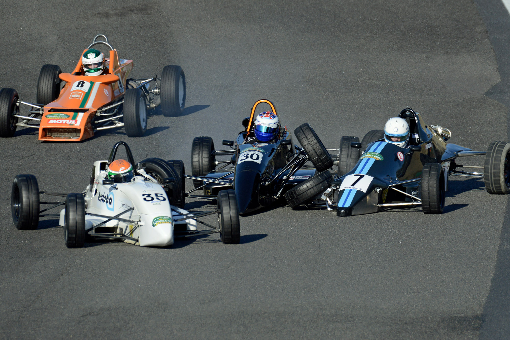 The 2019 Formula Ford Festival at Brands Hatch