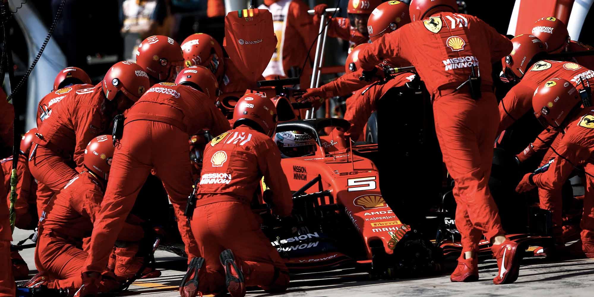 Where Ferrari's F1 title hopes fell apart in 2019