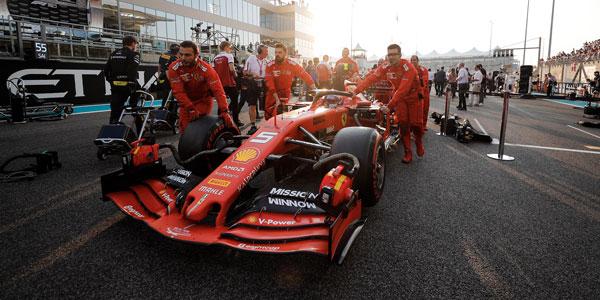 MPH: Why rivals are suspicious of Ferrari's fuel 'error' — behind the controversy