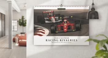 Image for Motor Sport 2020 Calendar Sale