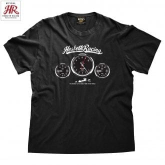 Product image for Official Hesketh 308 Cockpit T-Shirt