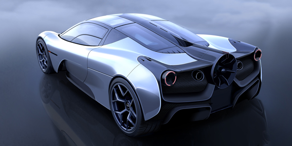 What will Gordon Murray's T.50 supercar be like to drive?