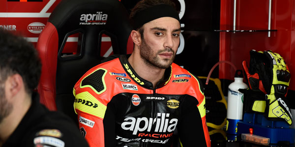Andrea Iannone 'surprised' after failing MotoGP drugs test