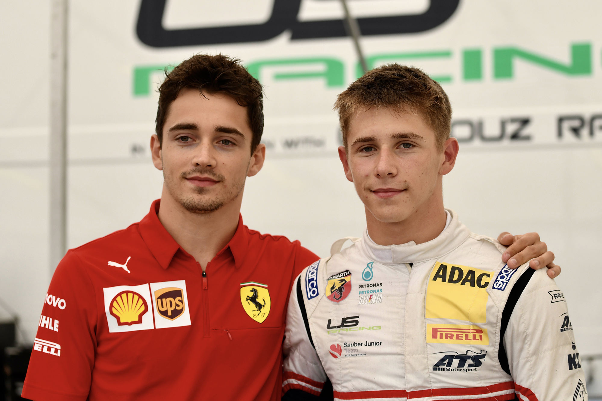 Ferrari signs Arthur Leclerc to young driver programme