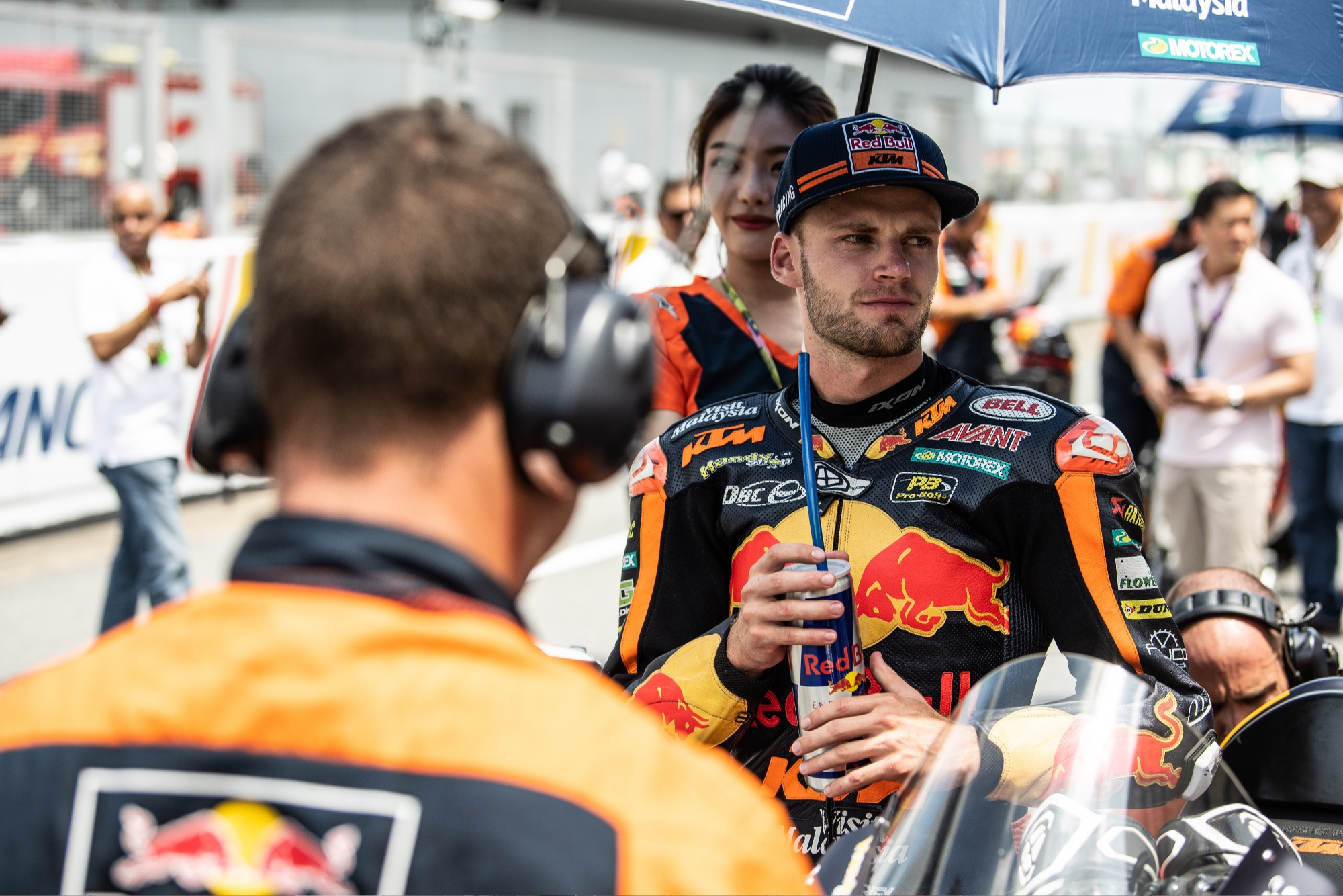 Brad Binder: KTM's next big thing