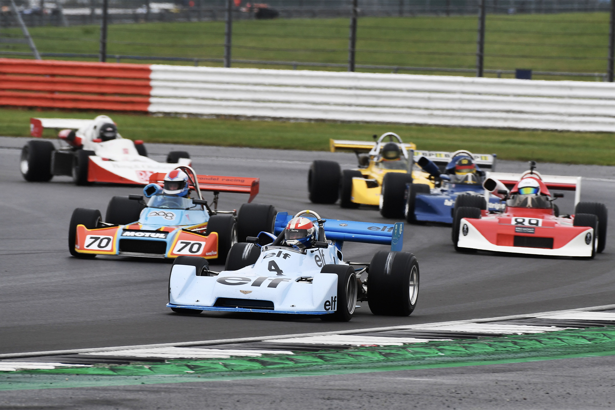 Silverstone Classic set for 'greatest hits' 30th-anniversary celebration