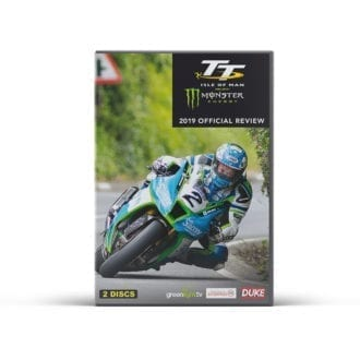 Product image for TT 2019 Review DVD / Blu-ray