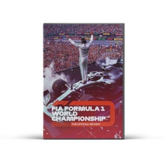 Product image for F1 2019 Official Review DVD