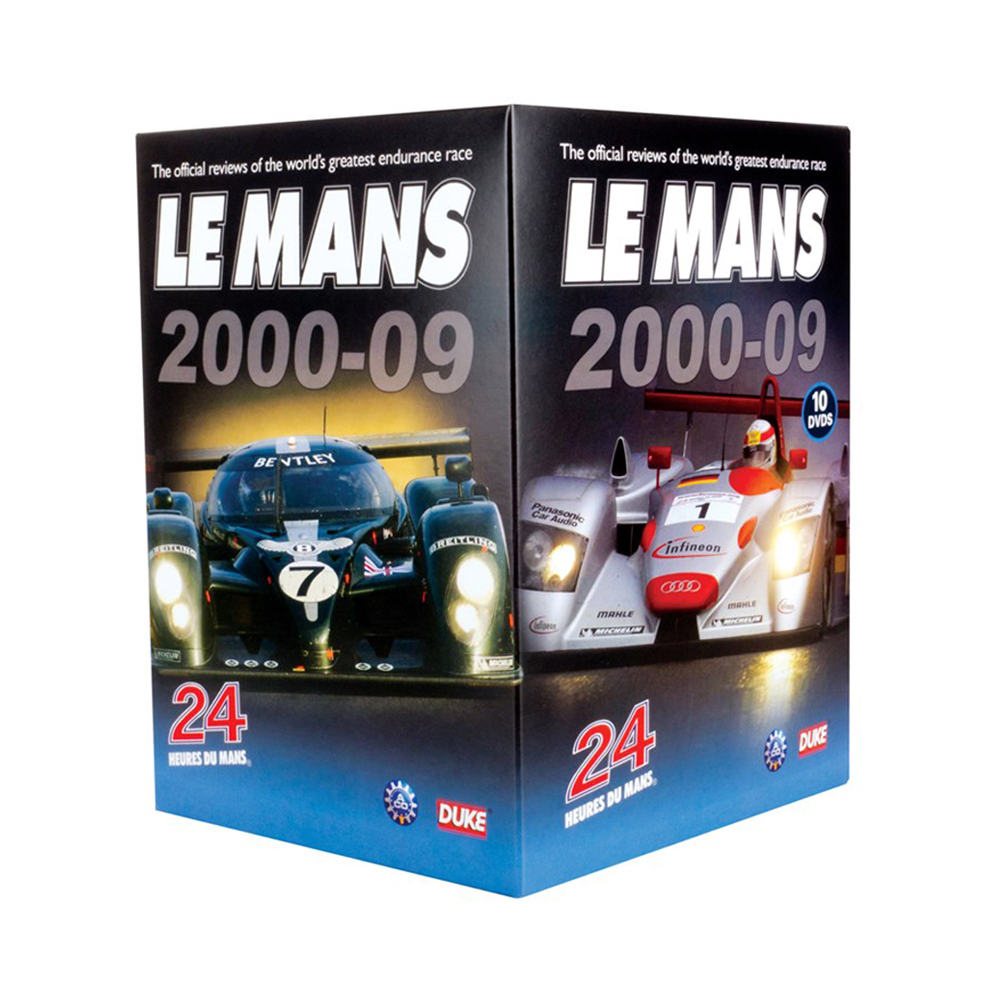 Product image for Le Mans Collection 2000-09 (10 DVD) Box Set