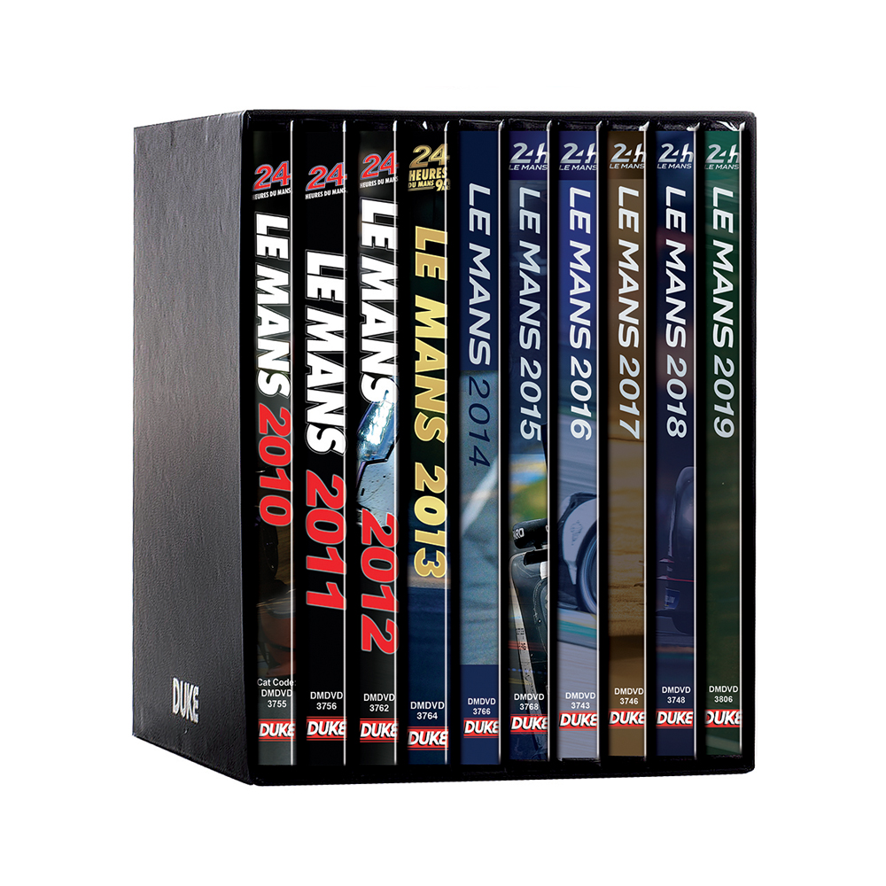 Product image for Le Mans 2010 - 2019 Box Set