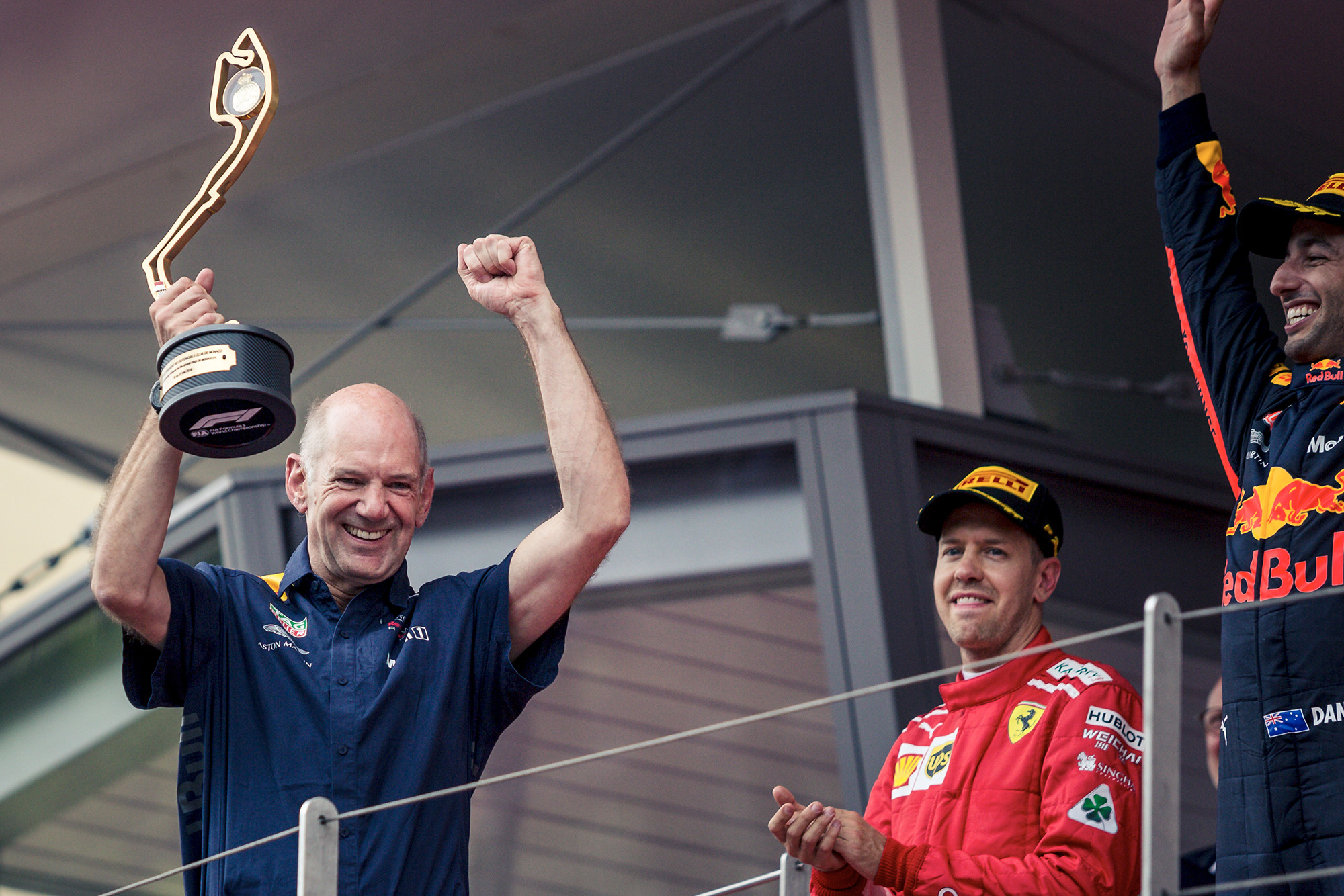 Submit your questions to Adrian Newey