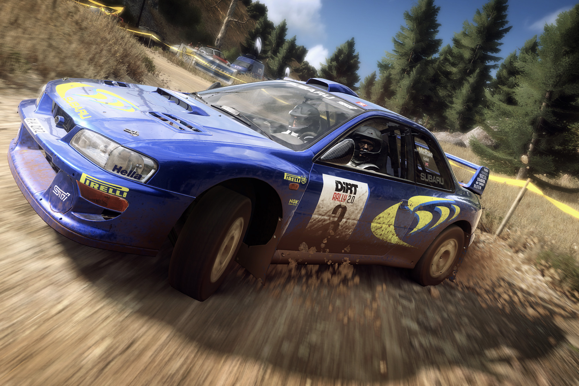 Subaru Impreza DiRT Rally 2