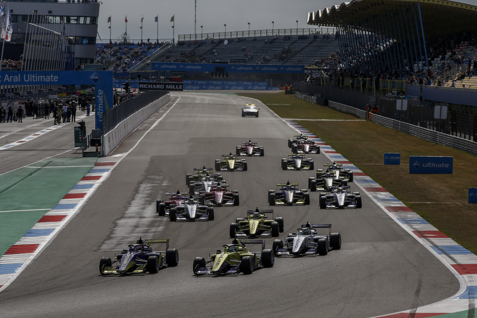 W Series announces FIA Superlicence points allocation ahead of 2020 season