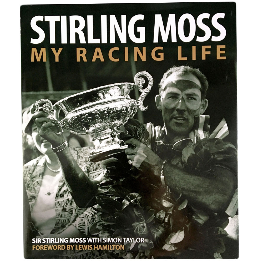 Product image for Stirling Moss, My Racing Life: signed (Limited Edition)