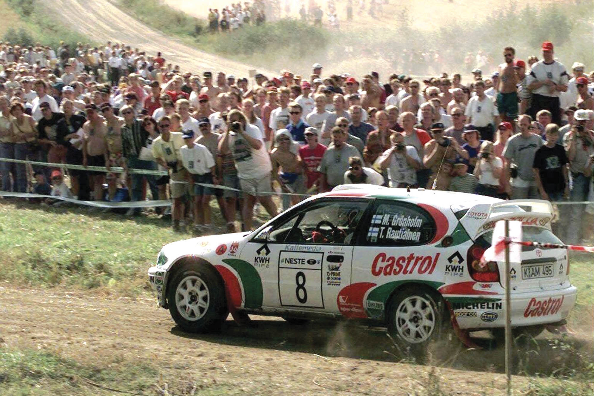 Gronholm Toyota 1997