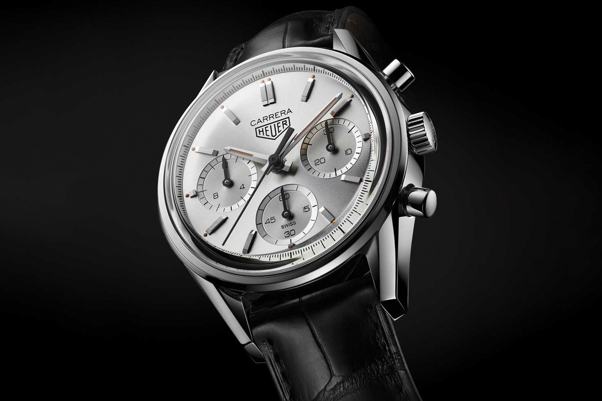 Heuer Carrera watch
