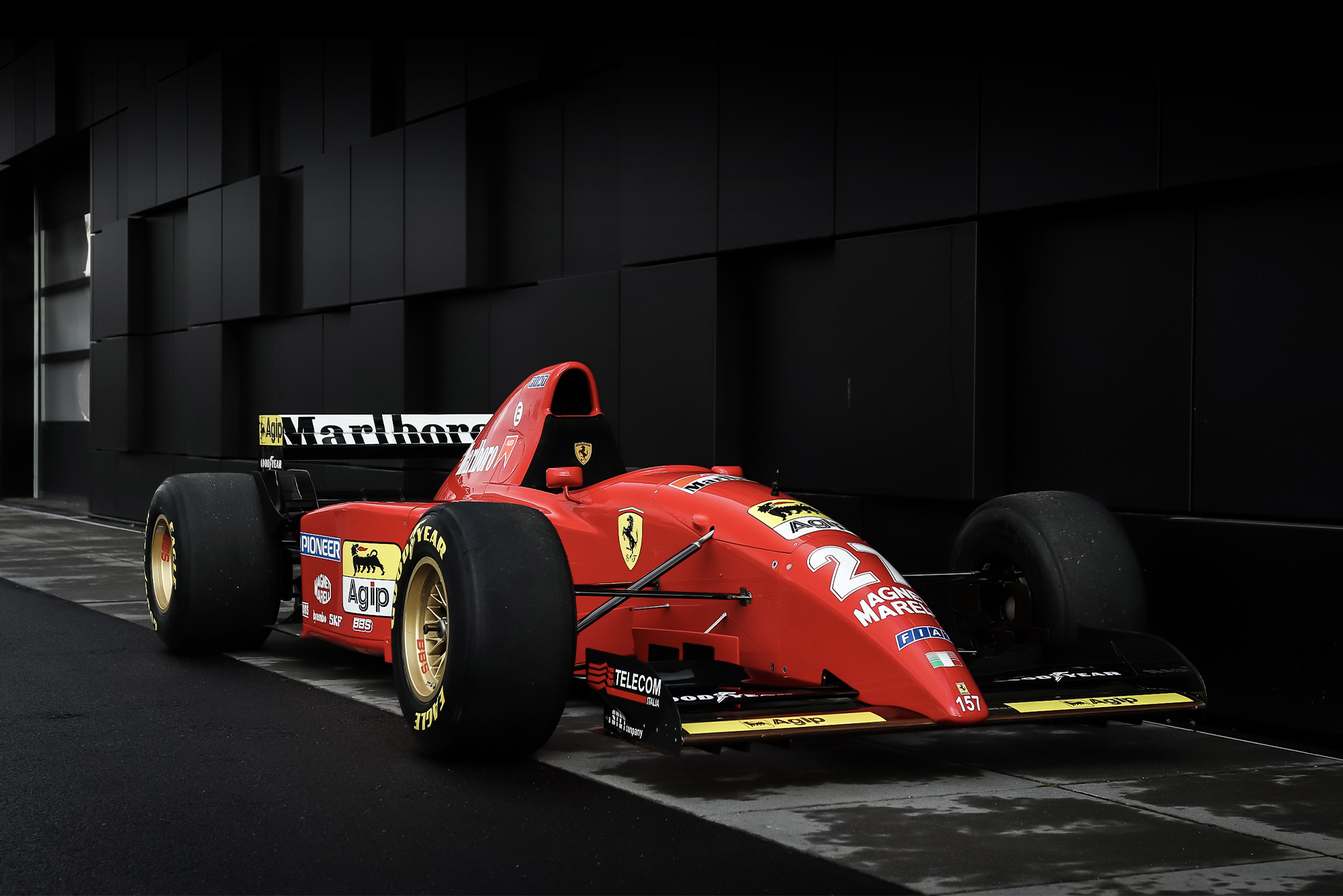 Michael Schumacher's first Ferrari F1 car to be sold