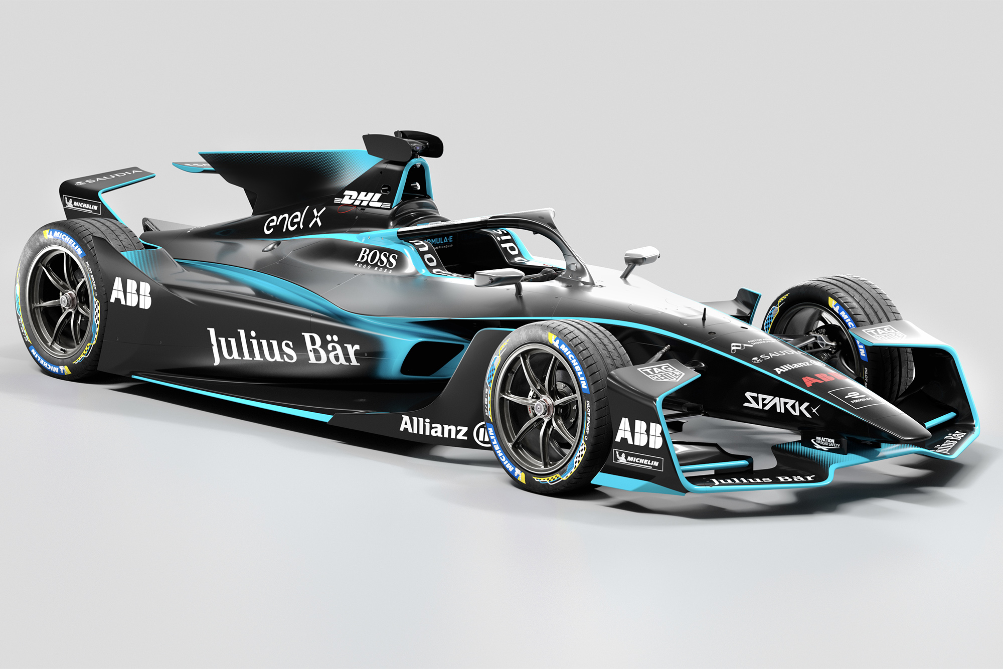 Formula E unveils new Gen 2 EVO car for 2020/21 season