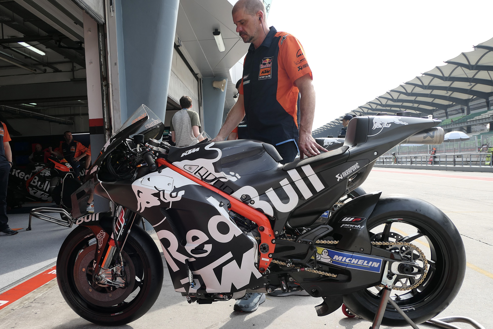 New frame and revised engine have boosted the RC16