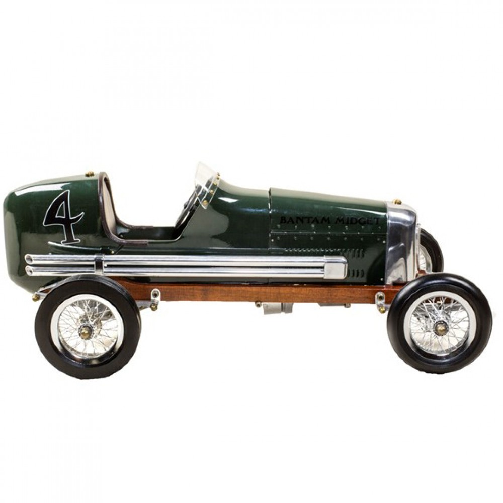 Product image for Bantam Midget Car Model, Green