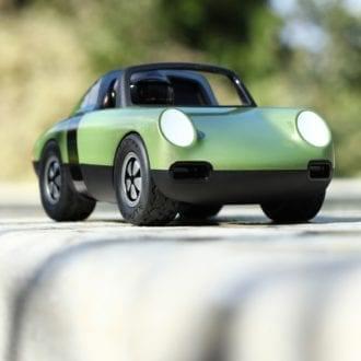 Product image for Luft Sports Car Green