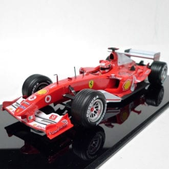 Product image for Michael Schumacher signed Ferrari F2004