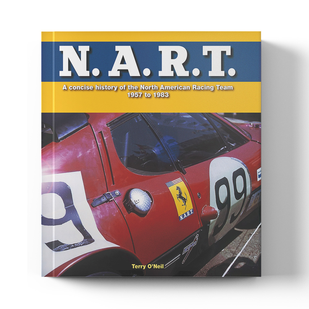 Product image for N.A.R.T by Terry O'Neil