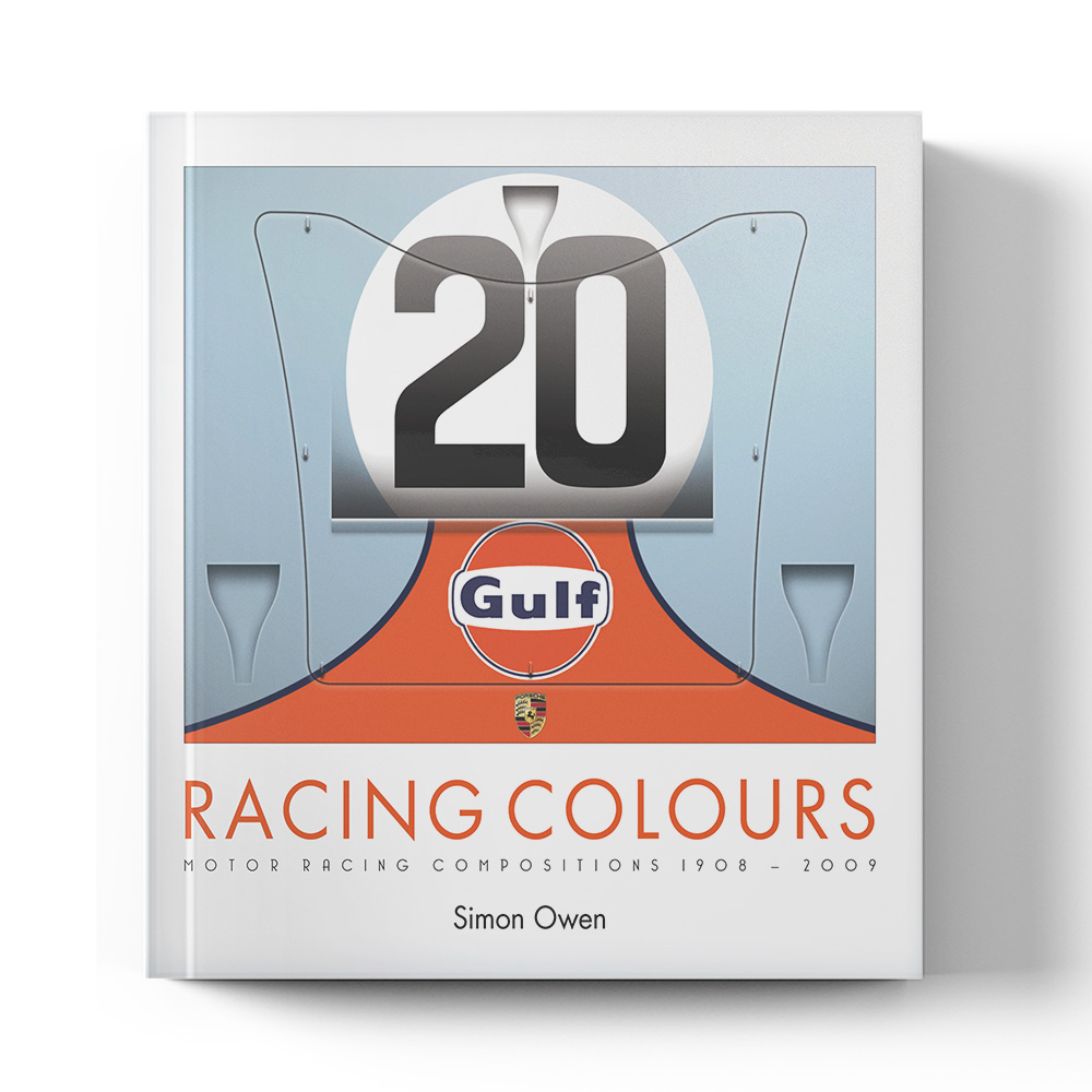 Product image for Racing Colours by Simon Owen