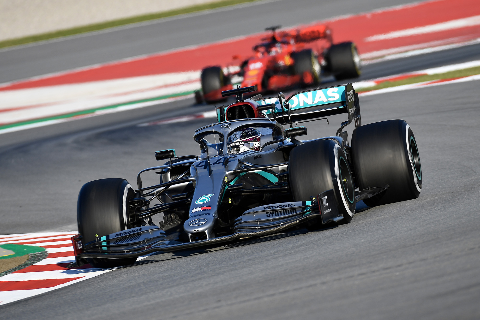 MPH: F1 testing lap time analysis – how far ahead is Mercedes?