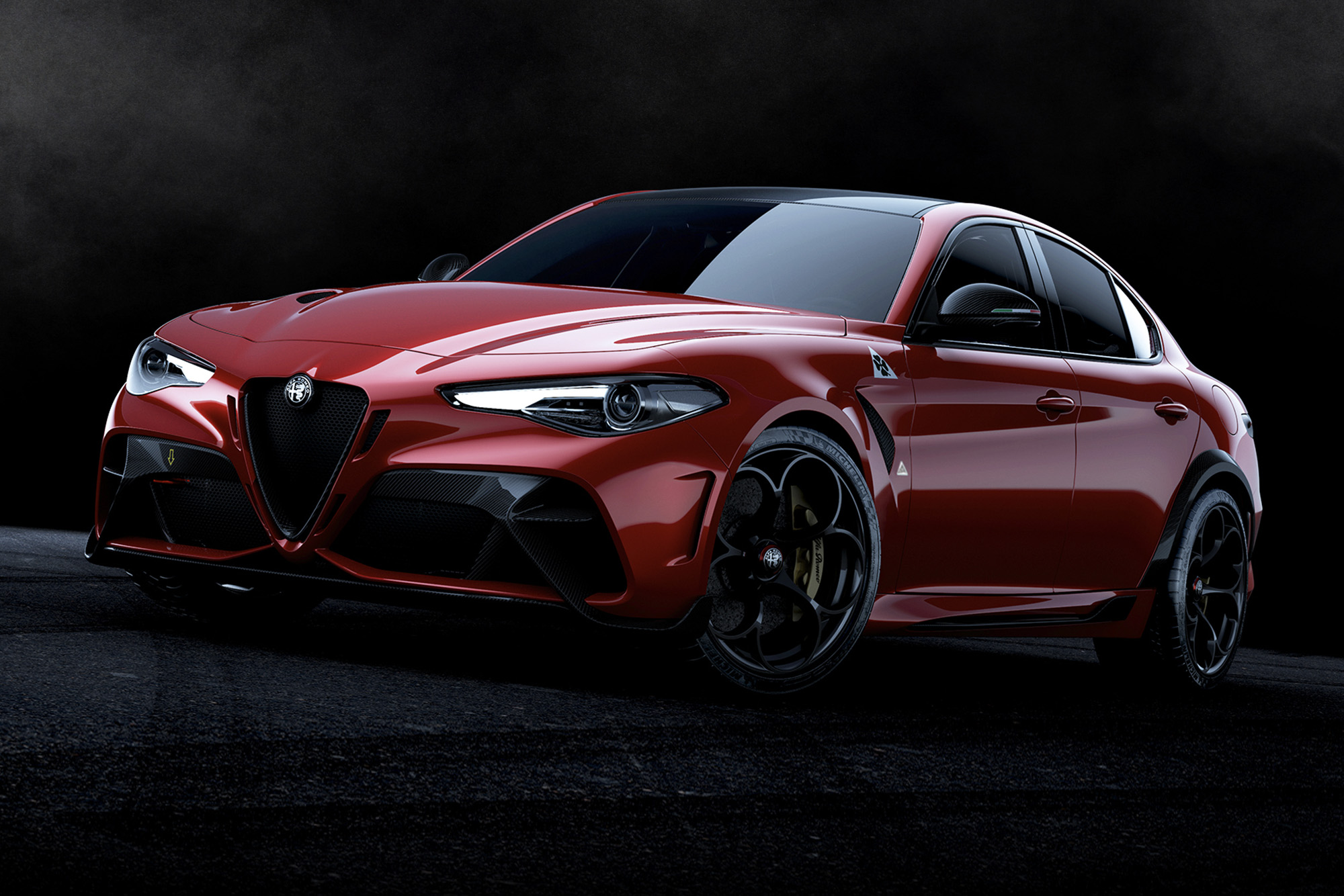 Alfa Romeo reveals limited edition Giulia GTA
