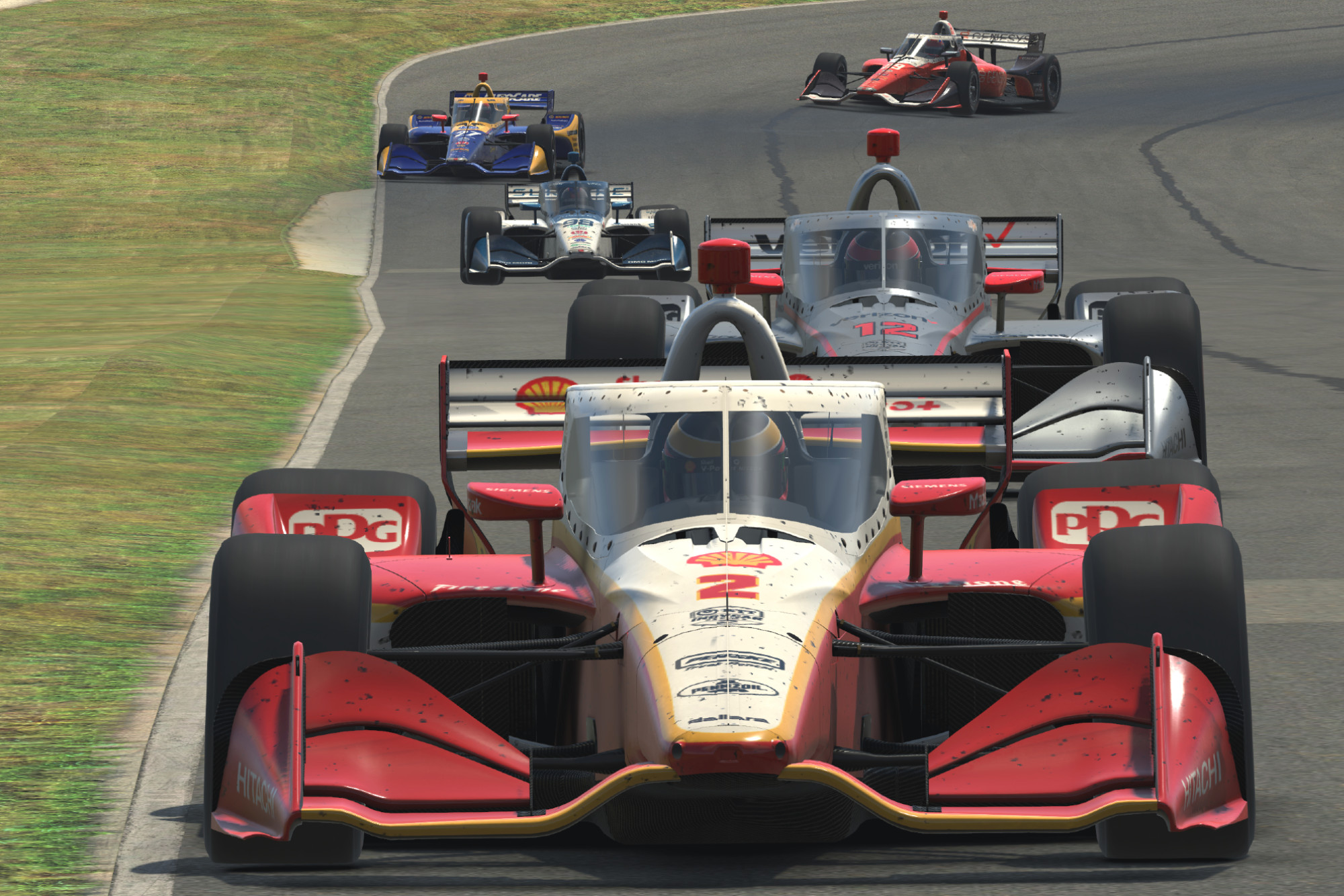 Esports and virtual racing round-up; IndyCar, NASCAR and F1