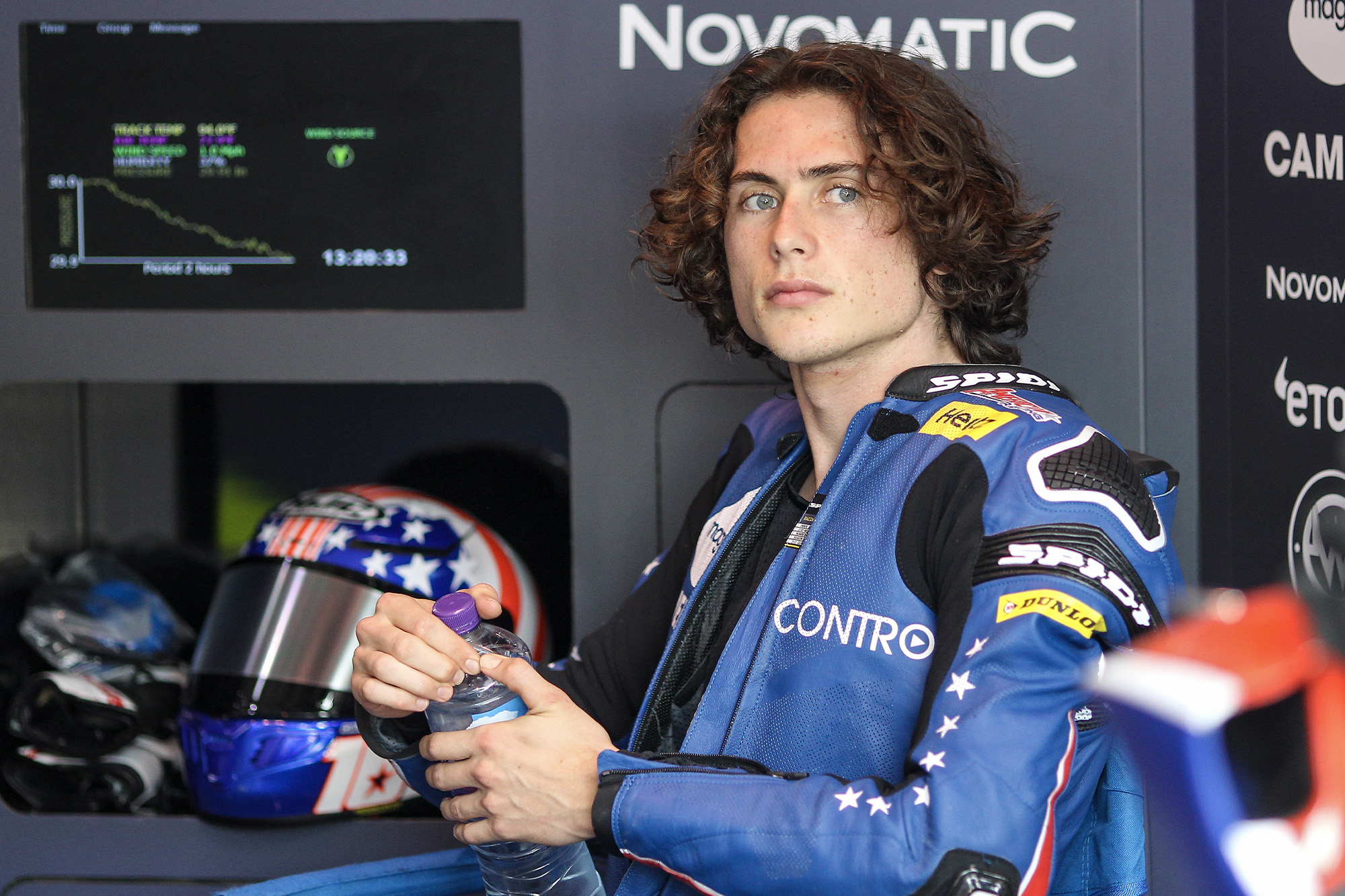The next MotoGP star? Who is Joe 'no relation' Roberts?